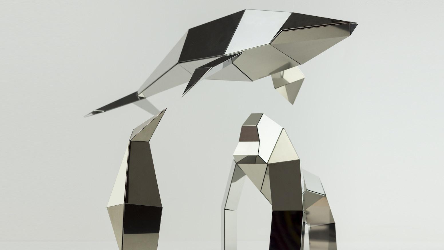 Poligon Make Your Own Sculpture By Poligon Kickstarter