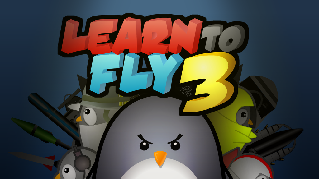 Learn to Fly 3 project video thumbnail