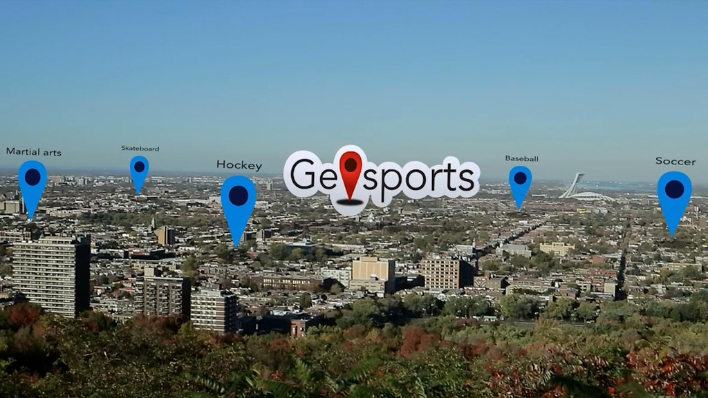 Geosports project video thumbnail