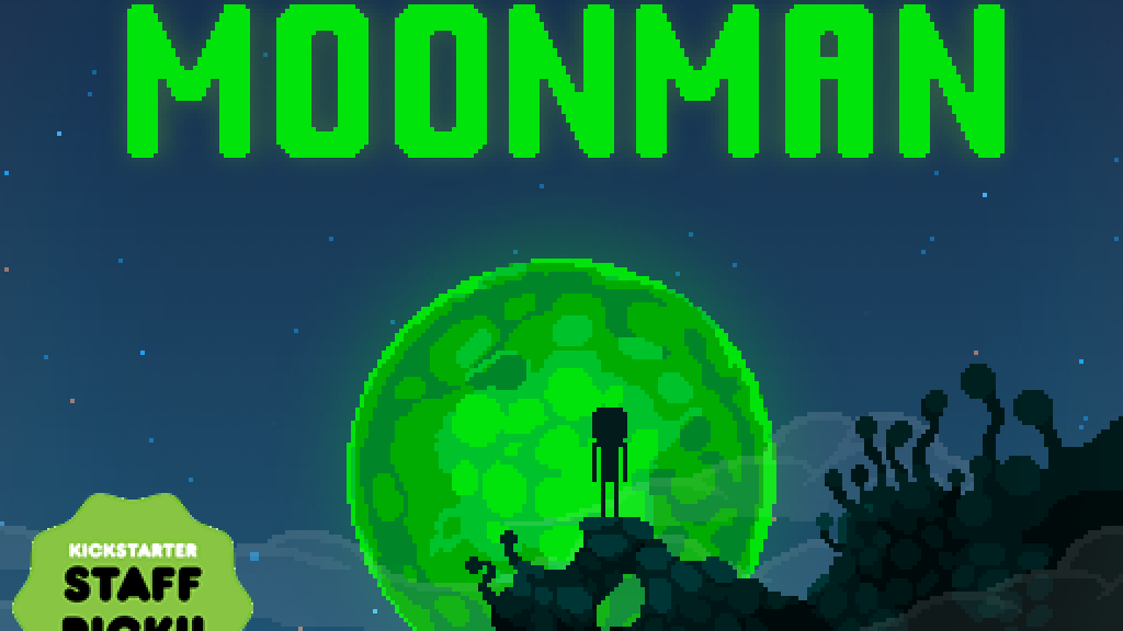 Moonman project video thumbnail