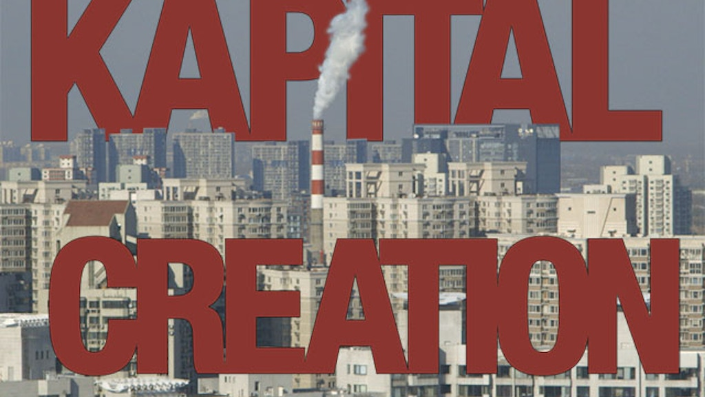 Kapital Creation: A Beijing State of Mind project video thumbnail