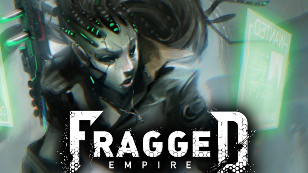Fragged Empire, Tabletop RPG project video thumbnail