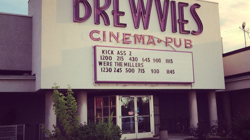 Project image for Keep Movies at Brewvies! (Canceled)