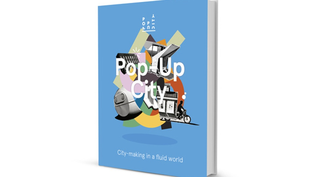 The Pop-Up City Book project video thumbnail