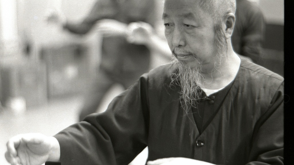 The Professor: Tai Chi's Journey West project video thumbnail