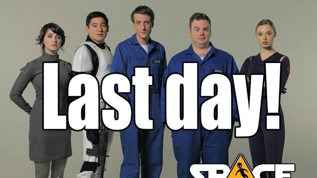 Space Janitors Webseries - Season 3 project video thumbnail