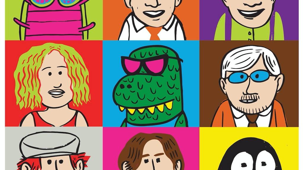 The Whizpops Ocean Album! project video thumbnail