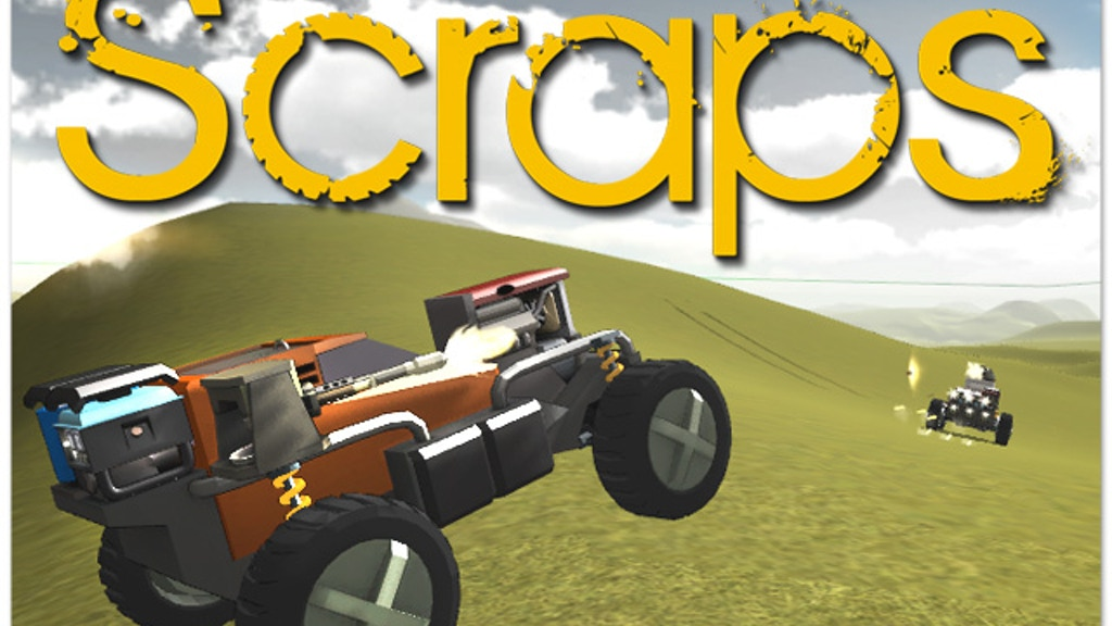Scraps: Customisable vehicle combat for Windows/Mac/Linux project video thumbnail