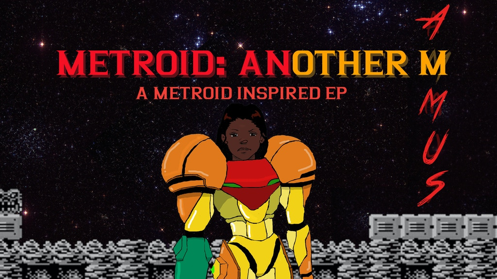 AN[OTHER M]: A Metroid Inspired EP project video thumbnail