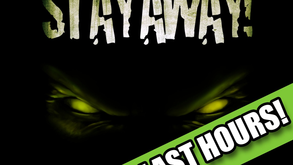 Stay Away! Cthulhu is Back! A Contagious Horror Card Game project video thumbnail
