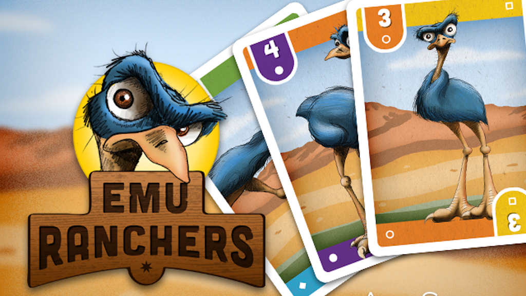Emu Ranchers - The Card Game project video thumbnail