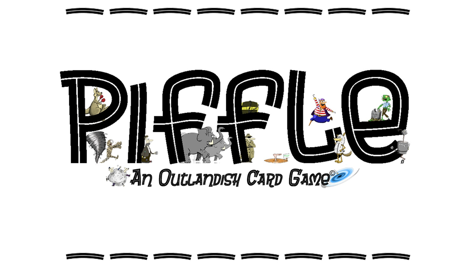 "Piffle"" An Outlandish Card Game by RAEX GAMES — Kickstarter"