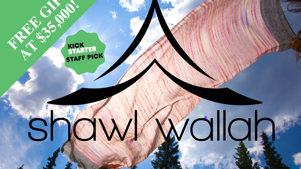 Shawl Wallah | Ethical Pure Pashmina/Cashmere Shawls/Scarves project video thumbnail