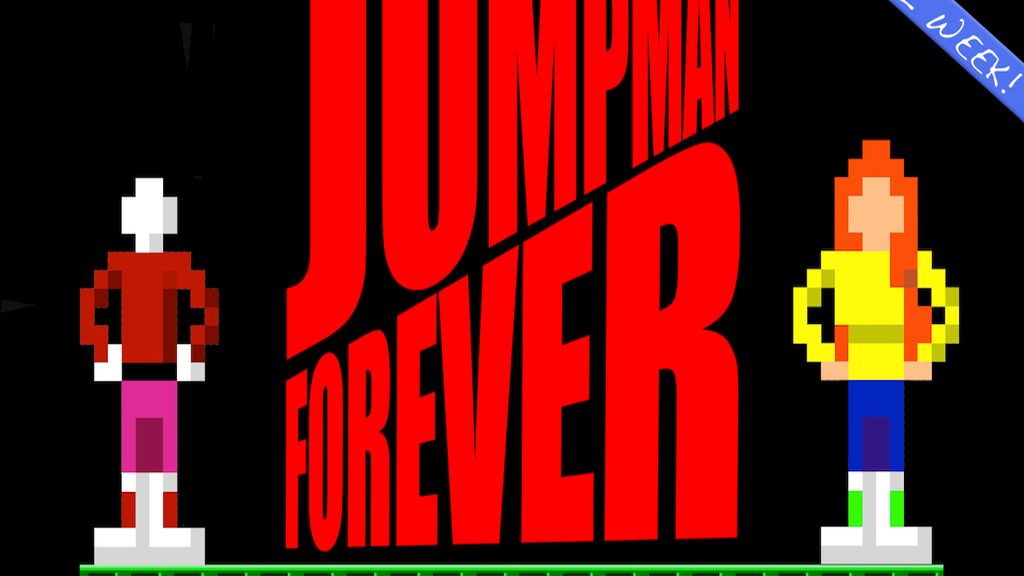 Jumpman Forever project video thumbnail