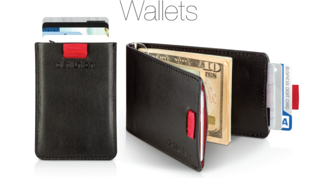 Minimal Pull-Tab Wallets: Wally Sleeve & Bifold project video thumbnail