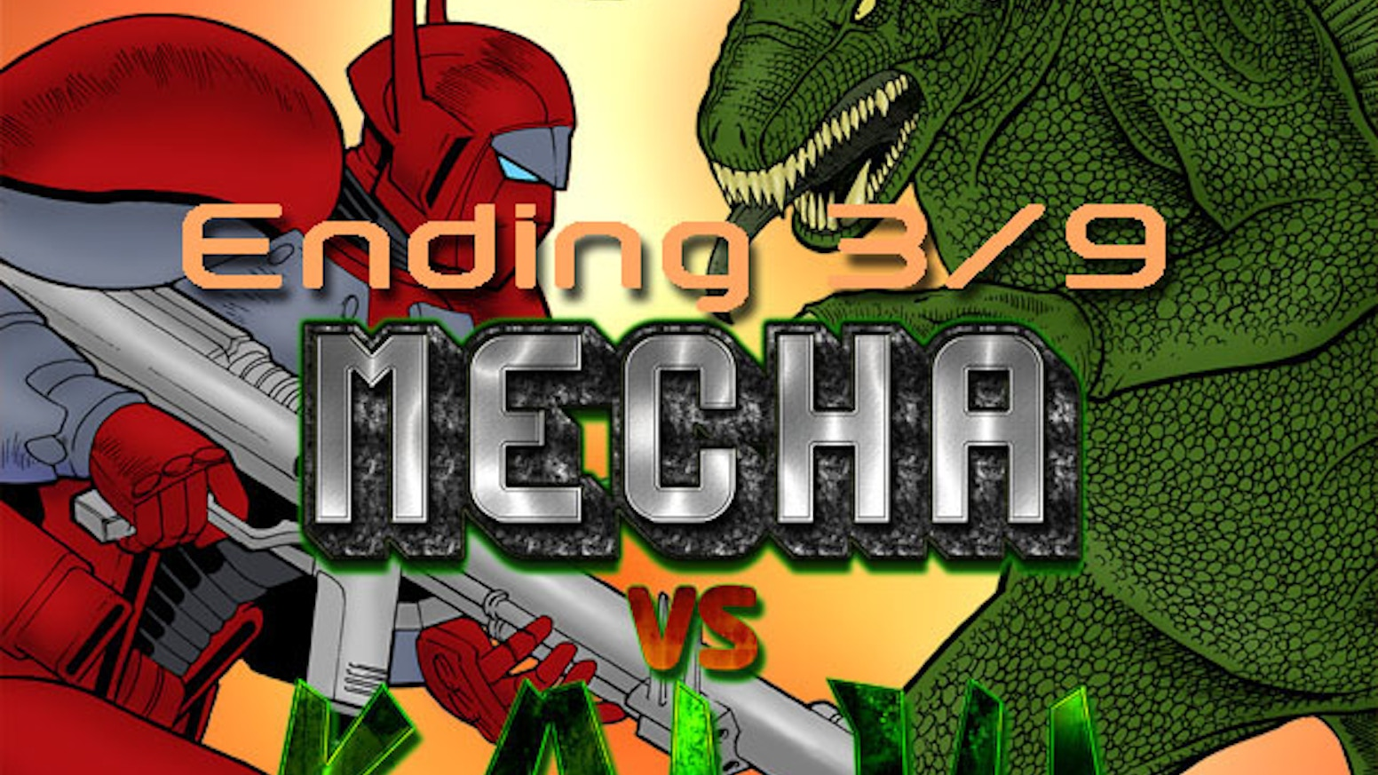 Mecha vs Kaiju is role playing game inspired by Japanese anime robots and giant monsters. Powered by Fate Core