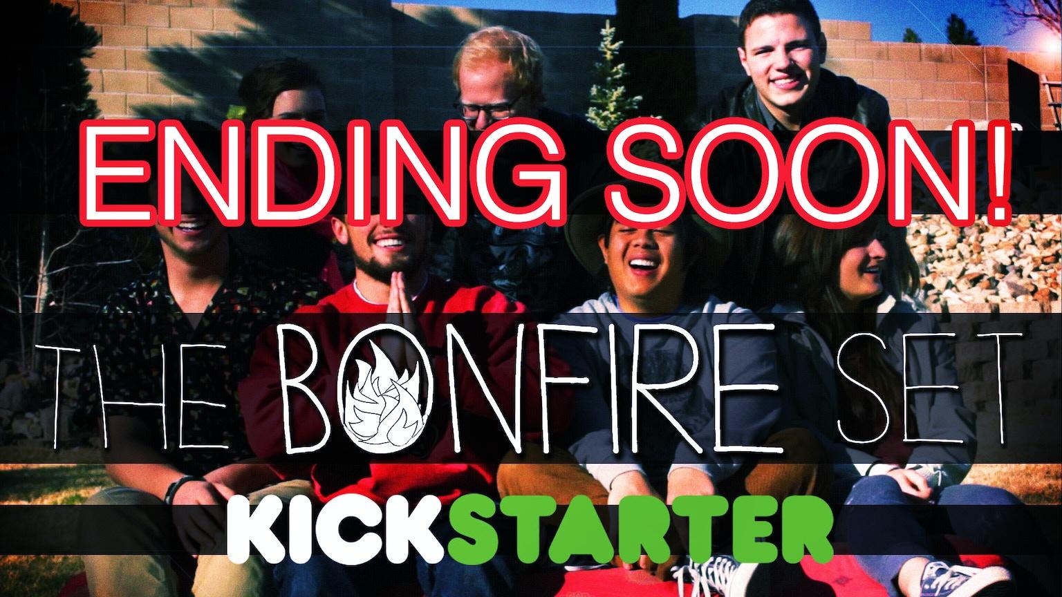 create an ep with the bonfire set by the bonfire set kickstarter. Black Bedroom Furniture Sets. Home Design Ideas