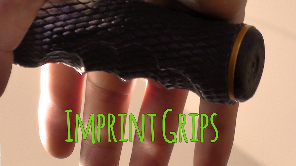 Imprint Bicycle Grips - Make Your Mark project video thumbnail