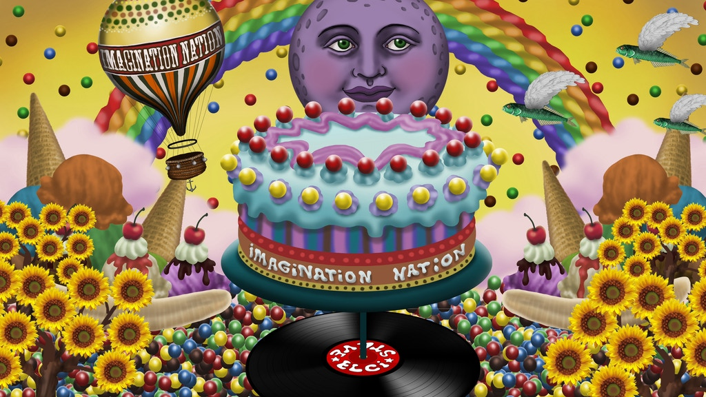 """""""Imagination Nation"""" The new children's CD from Steve Elci project video thumbnail"""