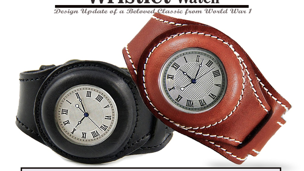 The Wristlet Watch: Timepiece with a History project video thumbnail