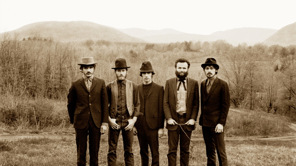 Elliott Landy's Photographs of THE BAND— The Book project video thumbnail