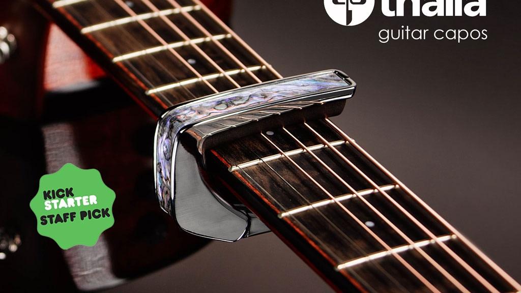 THALIA GUITAR CAPOS project video thumbnail