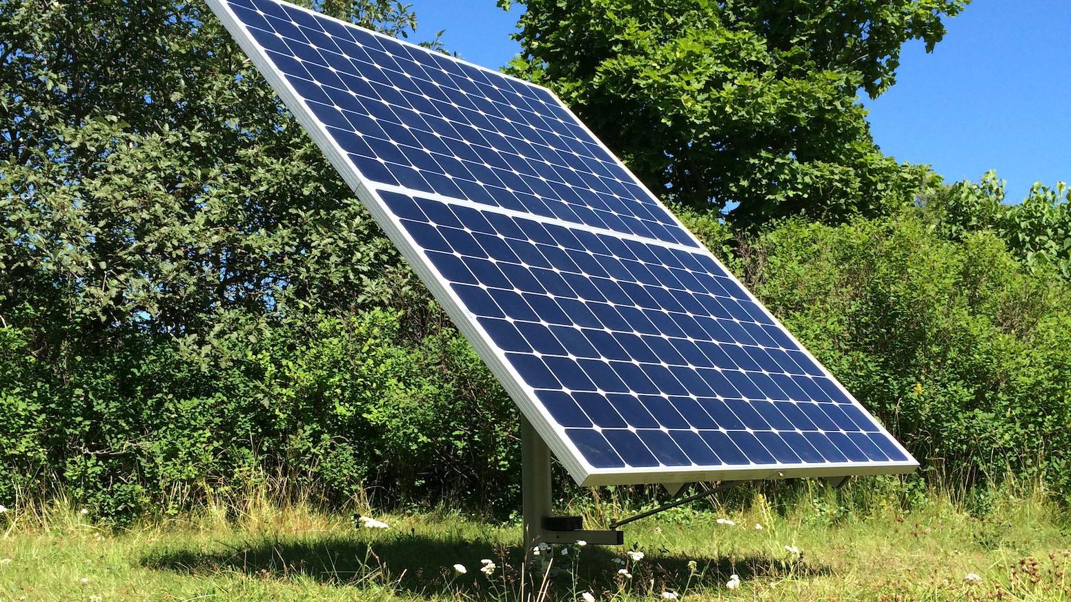 Heliomotion Home Solar Power Plant by HelioZenit — Kickstarter