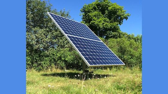 Track Heliomotion Home Solar Power Plant's Kickstarter