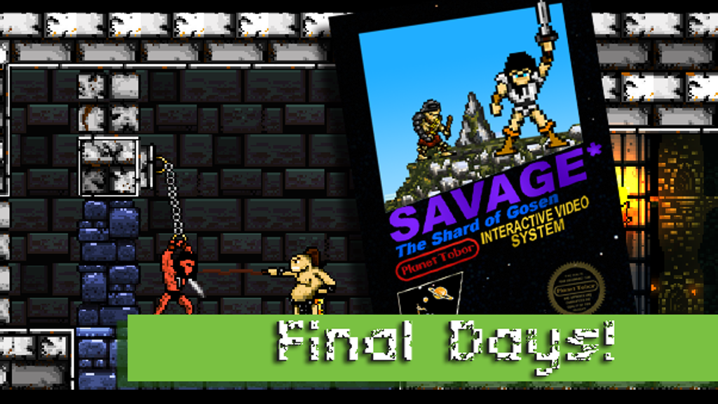Savage: The Shard of Gosen project video thumbnail