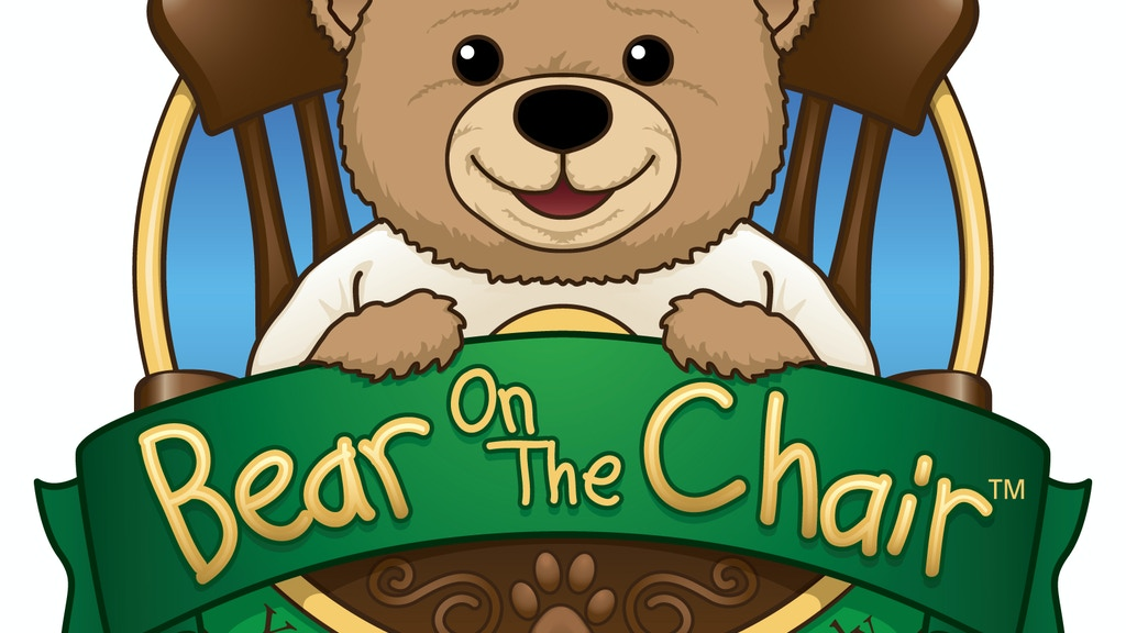 Bear on the Chair ® project video thumbnail