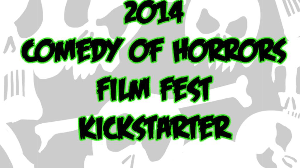 "BoneBat ""Comedy of Horrors"" Film Festival 2014 project video thumbnail"