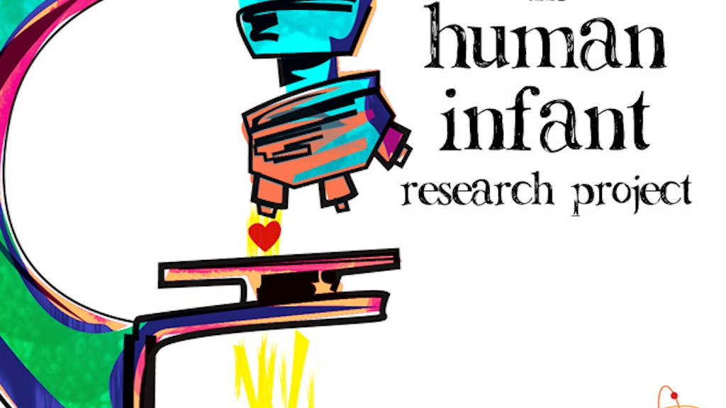Science baby memory book - THE HUMAN INFANT PROJECT project video thumbnail