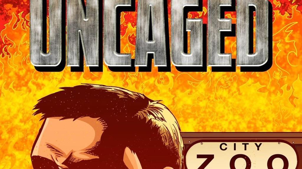 UNCAGED project video thumbnail