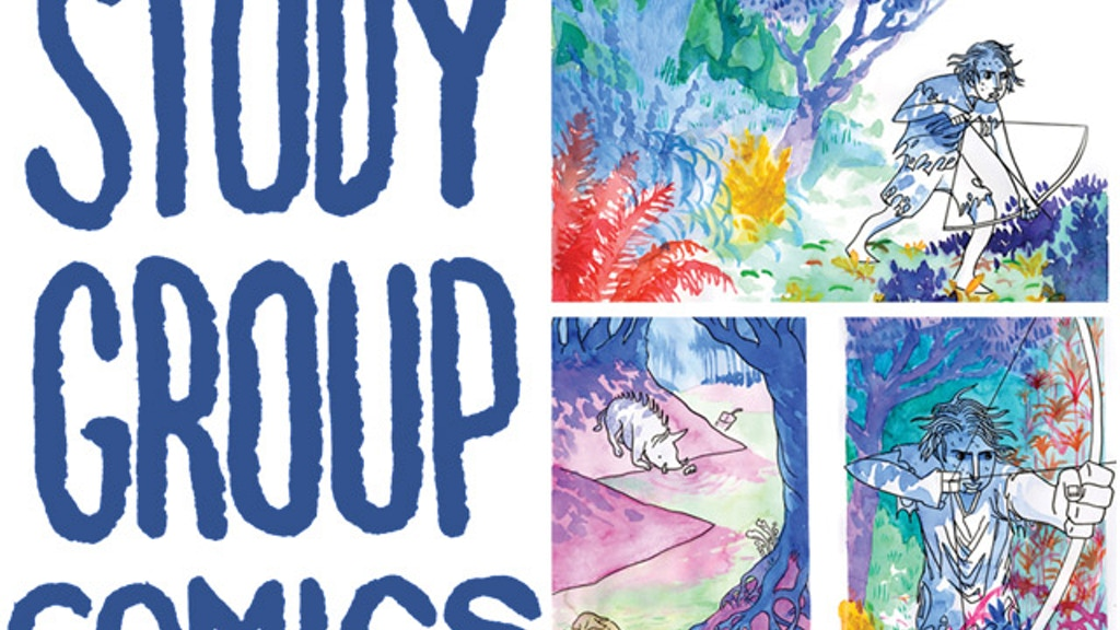 Study Group Comics: 2014 Spring Pre-Order Fest project video thumbnail