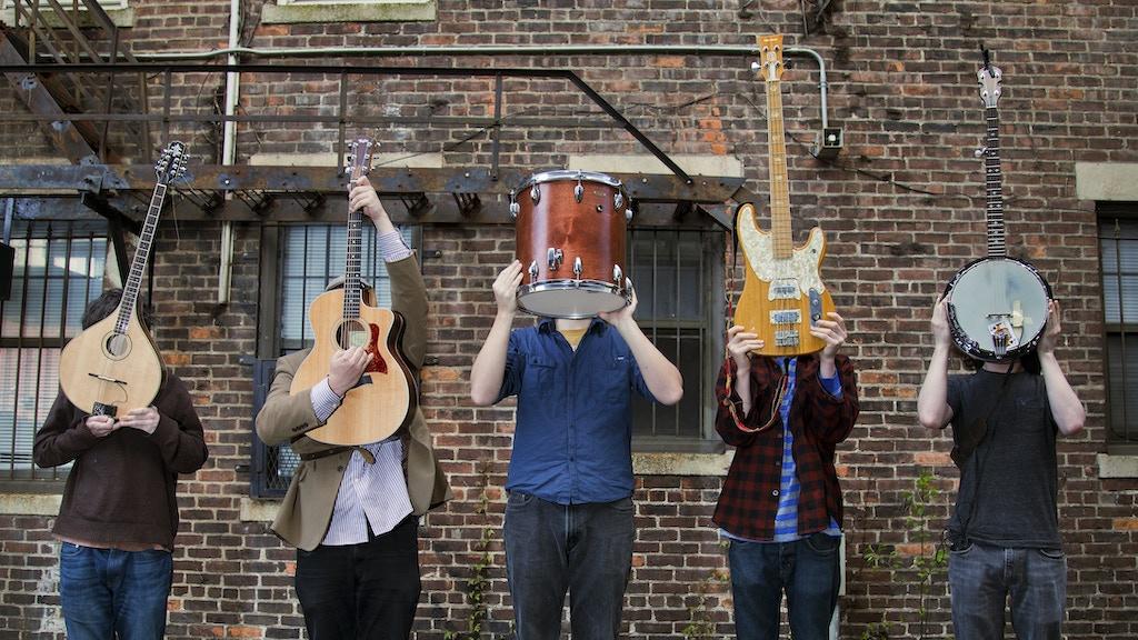 Grey Season: Recording First Full-Length Album at The Barn project video thumbnail