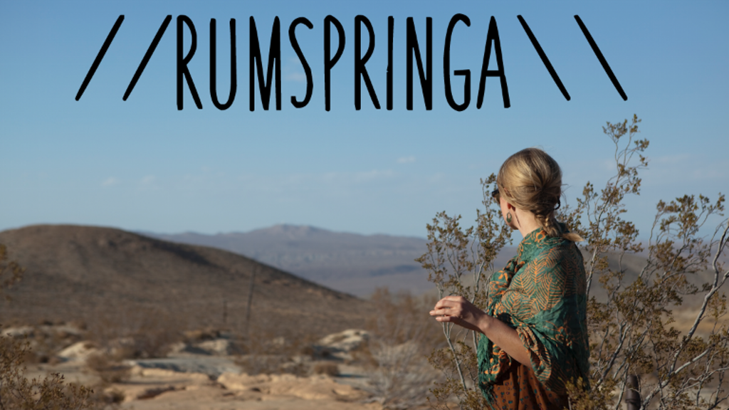 RUMSPRINGA // A Traveling Artist Residency and Photo Book project video thumbnail