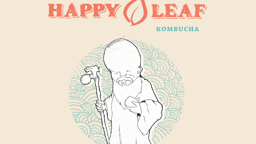 Happy Leaf Kombucha project video thumbnail
