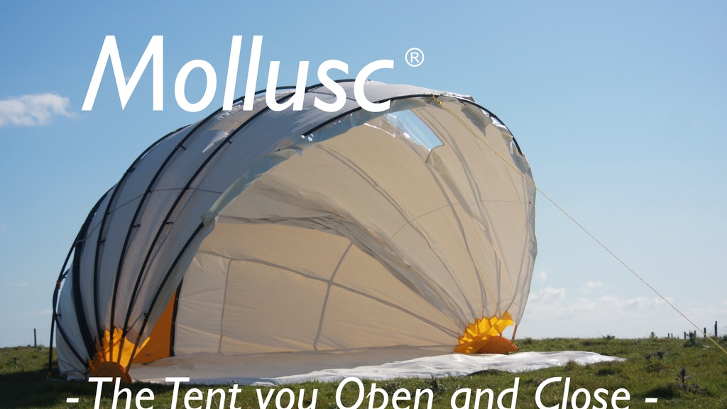 Mollusc  -  The Tent you Open and Close - project video thumbnail