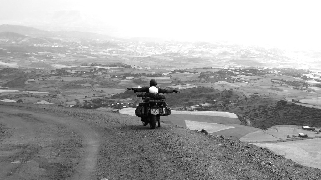 MOTORCYCLE ADVENTURES OF FARLAP & MAX: THE BOOK project video thumbnail