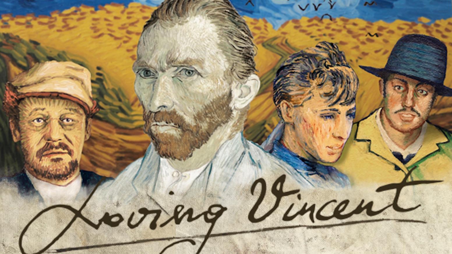 Loving Vincent Film Bring Van Gogh Paintings To Life By Hugh Welchman Kickstarter