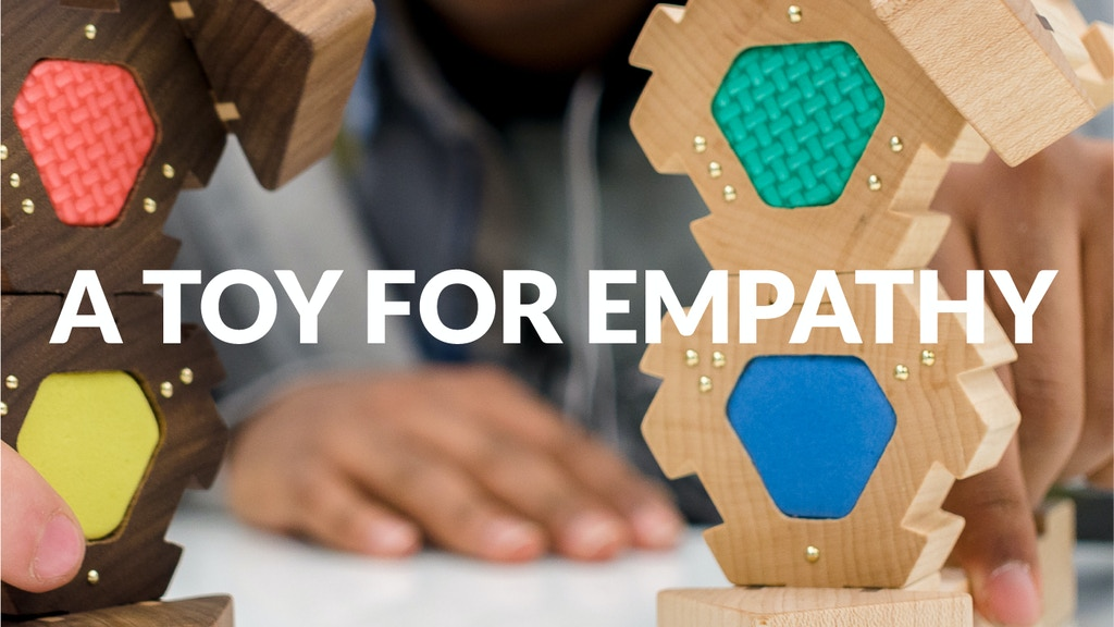 A toy for empathy: unlocking creativity at all ages project video thumbnail