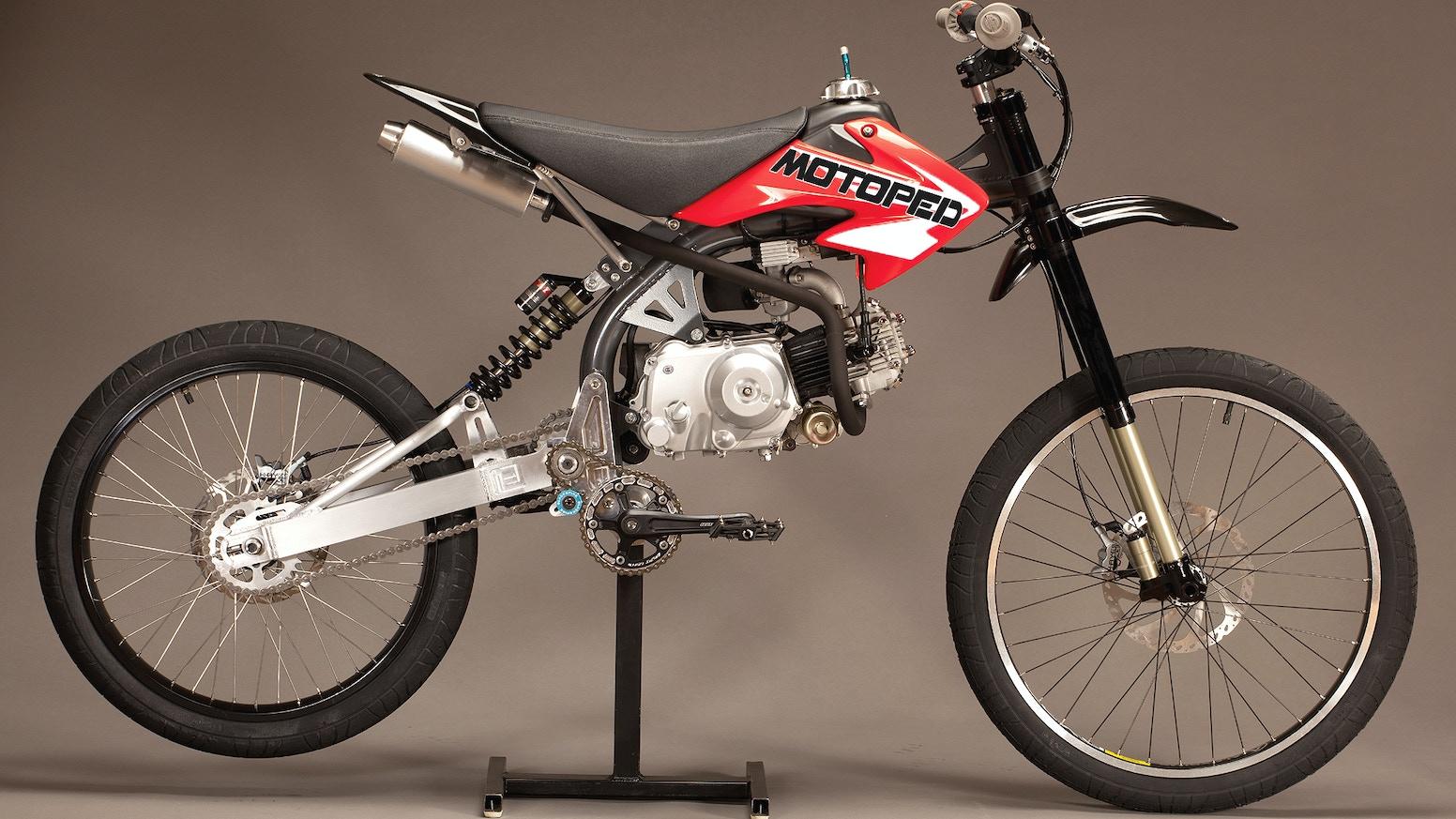 Motopeds by Moto Fusion — Kickstarter