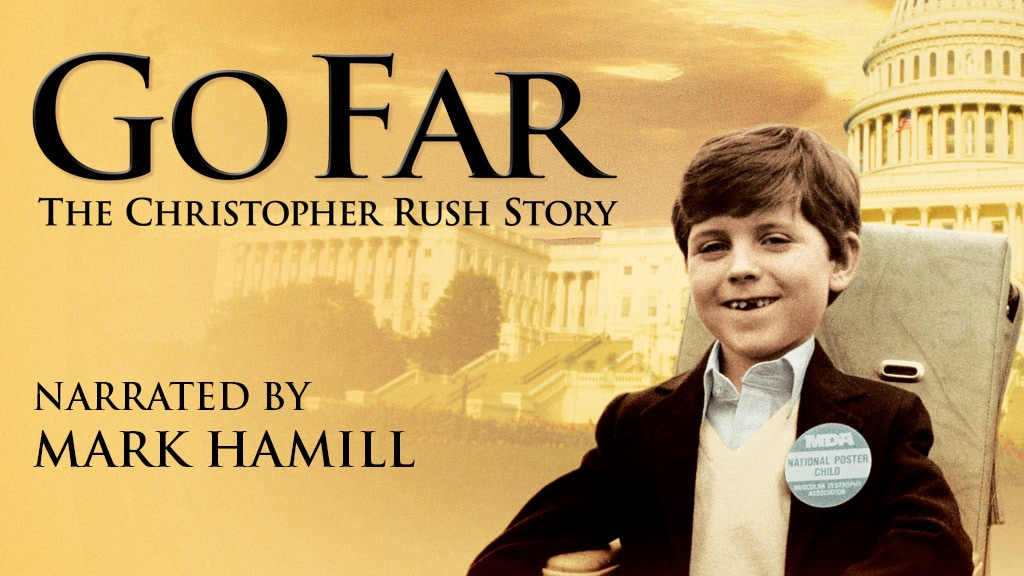 GO FAR: The Christopher Rush Story (4) project video thumbnail