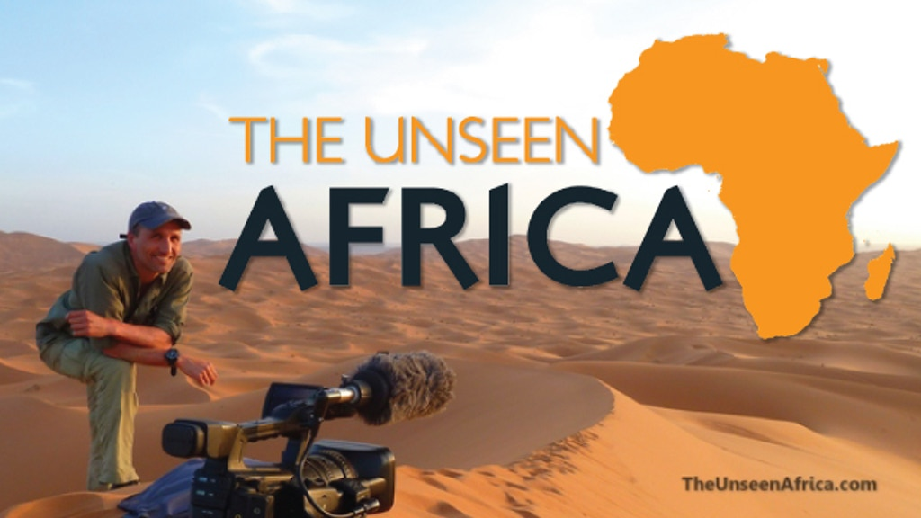 ⋆ The Unseen Africa TV Series - The pilot episode: Morocco project video thumbnail