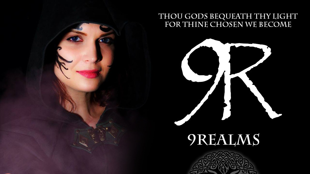 9Realms : The Fateful Oath project video thumbnail