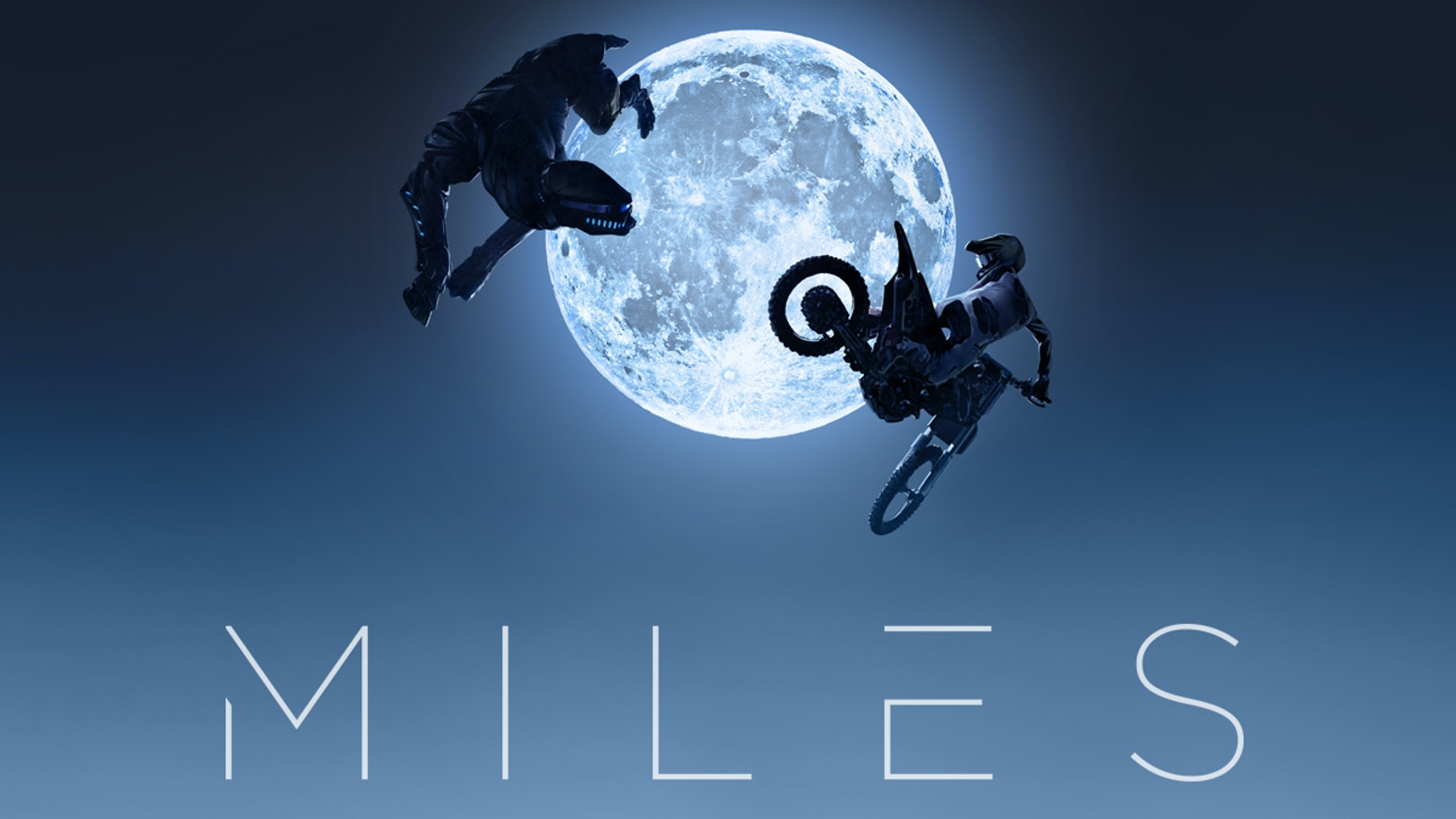 MILES is a movie about blurring the boundaries between humanity and technology, set in the off-roading world of Central California.