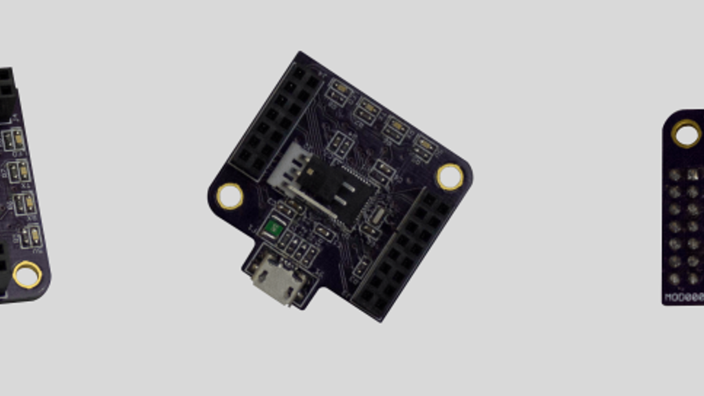 The Lil\' Nardo! - Mini Arduino Leonardo Compatible Dev Board by ...