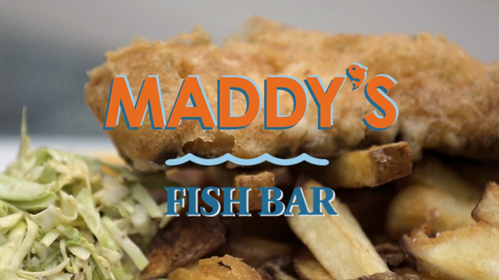 Maddy's Fish Bar - Get us frying! project video thumbnail