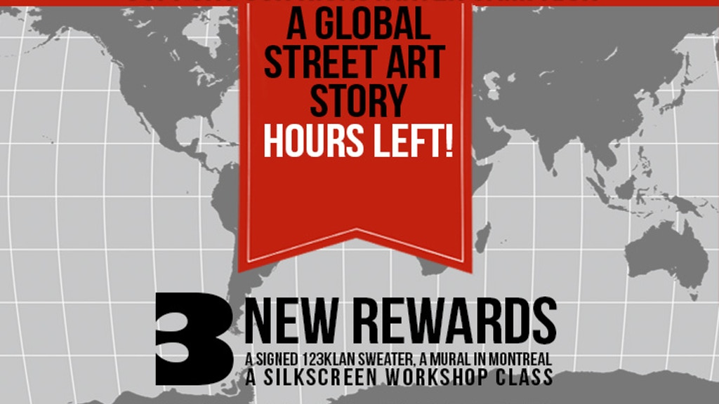 Station16: A global street art story project video thumbnail