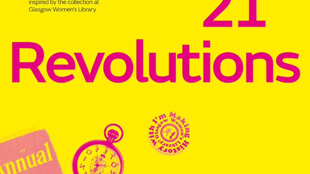 21 Revolutions project video thumbnail
